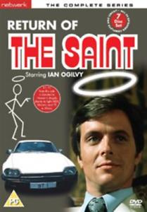 Ian-Ogilvy-Norman-Eshley-Return-of-the-Saint-Th-UK-IMPORT-DVD-REGION-2-NEW