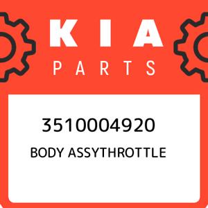 3510004920-Kia-Body-assythrottle-3510004920-New-Genuine-OEM-Part