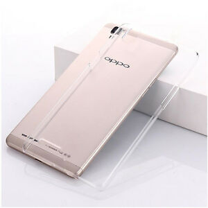 For Oppo F1 A35 New Crystal Clear Hard Case Diy Case Cover Ebay