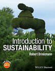 Introduction to Sustainability: An Introduction by Robert Brinkmann (Paperback, 2016)
