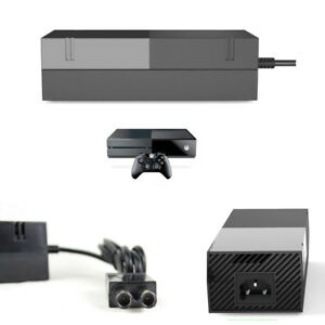 Brick-Power-Supply-For-XBOX-ONE-Console-UK-Mains-Plug-Charger-Cable-Adapter