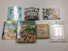 Nintendo Game Boy Gameboy GB Tamagotchi Tamagocchi 2 Japan JP Boxed z200