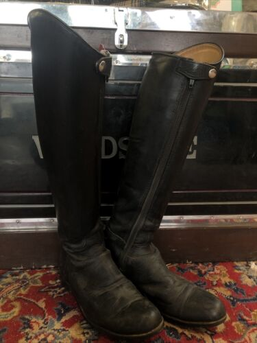 Der Dau Tall Dress Boot Size 10