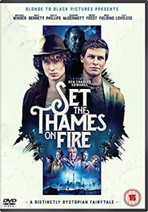 SET-THE-THAMES-ON-FIRE-DVD-NUOVO