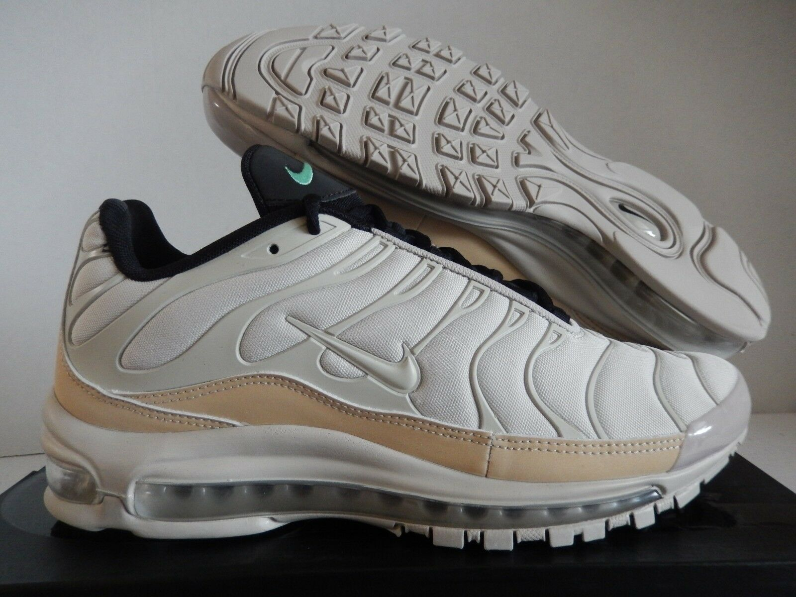 c30959a24cf9 Nike Air Max 97   Plus TN Orewood Brown Mens Sz 11.5 Ah8144-101 for ...