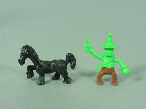 STECKIS-Funny-Cowboys-D-EU-1988-Figur-4-gruen-braun