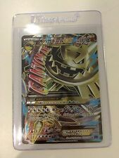 Pokemon XY11 Fever Burst Fighter M Steelix EX 057/054 SR 1st Japanese PSA 10?