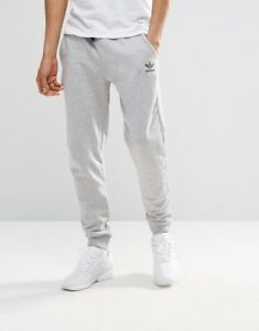 2c76e2a4d04d New Adidas Men s Originals Pant Fleece Trefoil Tracksuit Bottoms ...