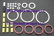 F-14 Tomcat Pinball Machine White Rubber Ring Kit  F14