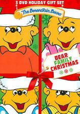 The Berenstain Bears: Bear Family Christmas,Very Good DVD, Camilla Scott, Michae