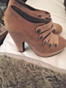 scarpe Tie Misura Paris 11cm Clergerie Heel Nude Pelle Robert 36 2019 Px660qdZ