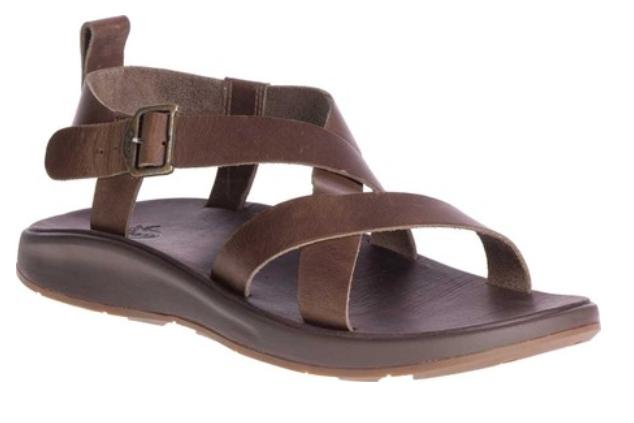 Chaco Wayfarer nutria Comfort Sandal Hombres Tamaños 8-13 Nuevo En Caja