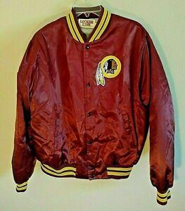 newest a2950 97709 Vintage NFL Washington Redskins Jacket Locker Line Football ...