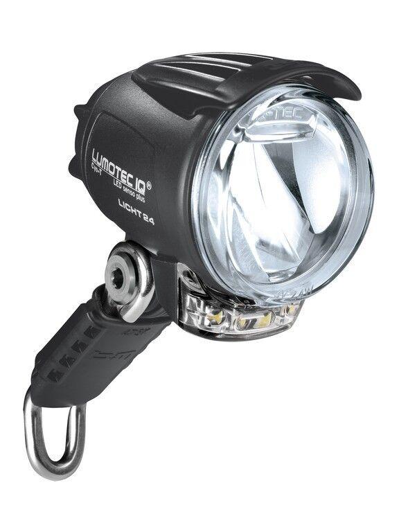 B & M FANALI LED 80 LUX Lumotec IQ ® Cyo T Premium Senso Plus 1752 qtsndi - 04