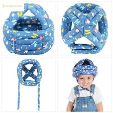 Best Gift for Baby New Soft Toddler Jolly Jumper Bumper Bonnet Head Cushion