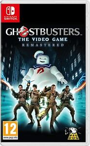 Ghostbusters-The-Video-Game-Remastered-For-Nintendo-Switch-New-amp-Sealed