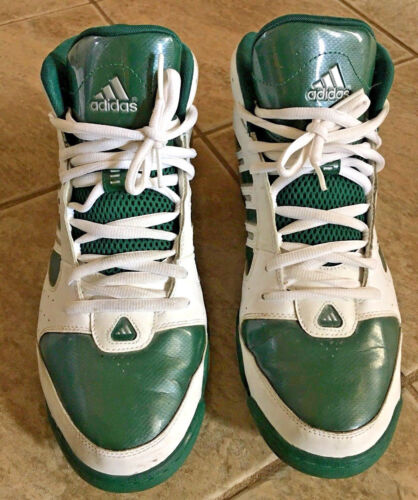 Sz Team para hombre baloncesto blancas Adidas de 14 Pro Zapatillas verdes Zapatillas altas Zapatillas AwHzW