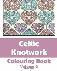 Celtic-Knotwork-Adult-Colouring-Book-Creative-Art-Therapy-Relaxing-Calm-Patterns