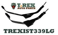 1997-2006 Jeep Wrangler TJ gas tank straps w/ plastic blocks