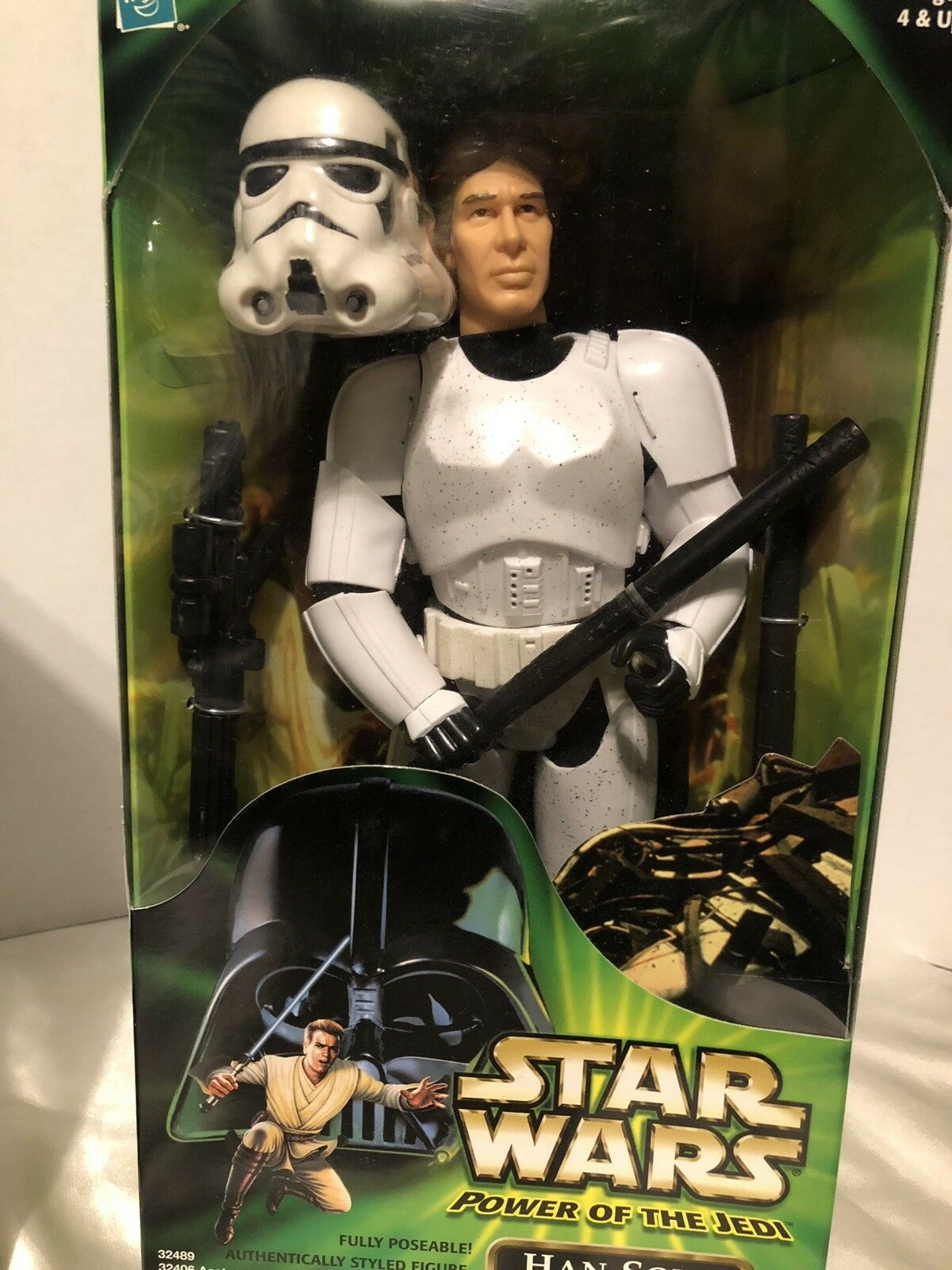 Star Wars 12 inch figures Power Of The Jedi Jedi Jedi 8de655