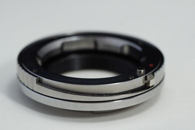 Tinray Leica M Lens to Sony NEX E Mount Helicoid Macro Brass Adapter NEX A7  S R