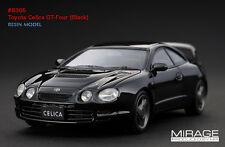 1:43 HPI RESIN #8305 Toyota Celica GT-Four (Black)