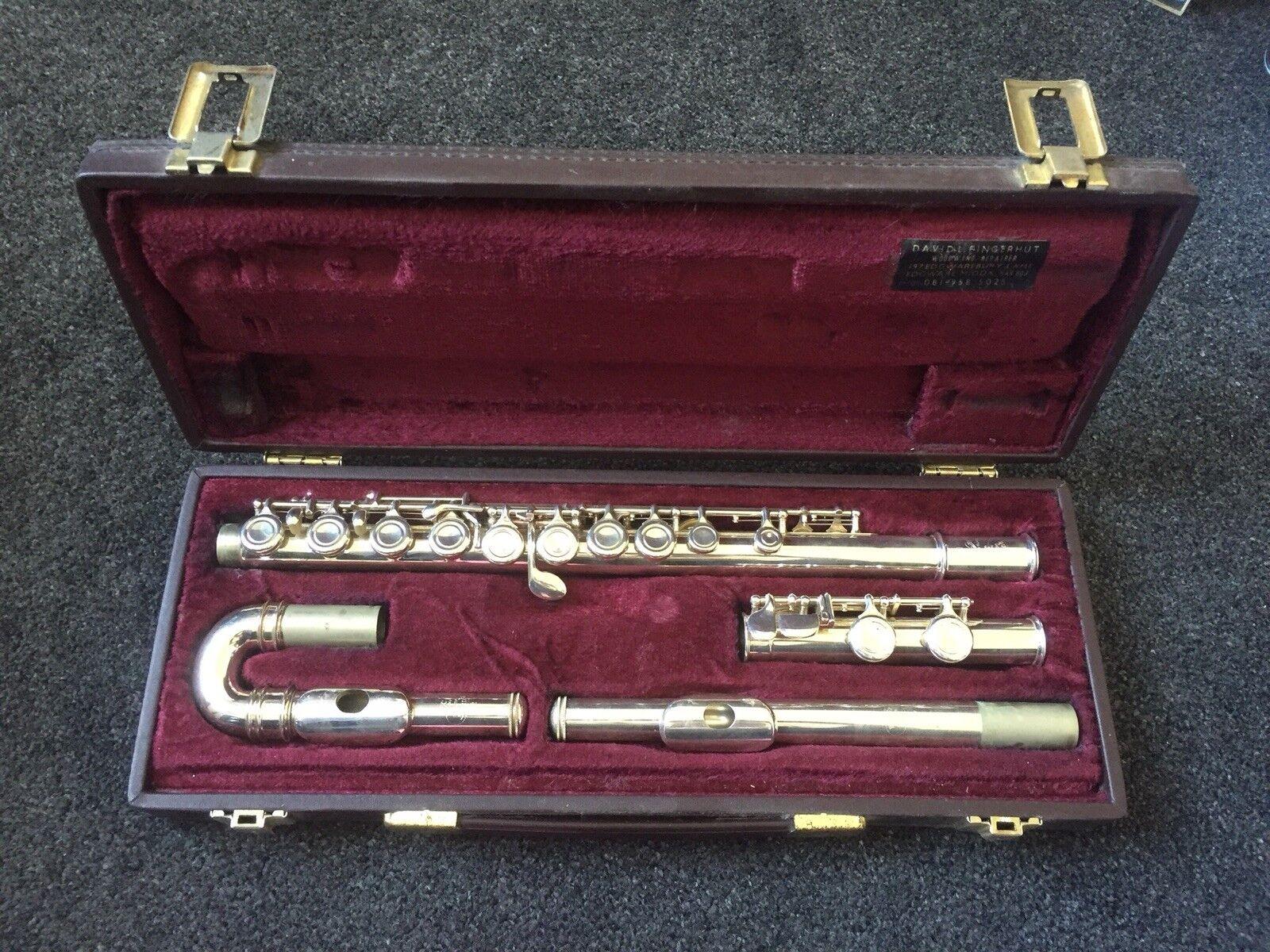 Buffet Crampon Crampon Crampon flauta con Curvo Y Recto Casco ae316d