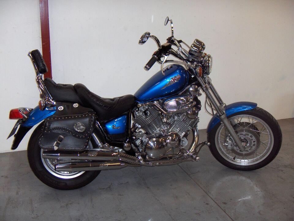 Yamaha, XV 750 Virago, 750 ccm