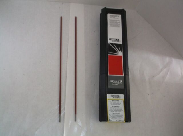 B76T 6010 5 lb. 14 L NEW LINCOLN ELECTRIC ED033510 Stick Electrode 1//8 In