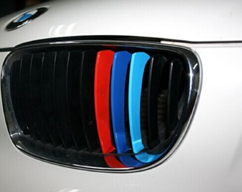 3 Colors DIY 25*5cm Decorative Sticker for BMW F20 F30 F10 E46 E90 E60 Z4 I3 E87