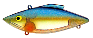 Rat-L-Trap-Saltwater-Lipless-Crankbait-1-5oz-Super-ST444S-Cigar-Minnow