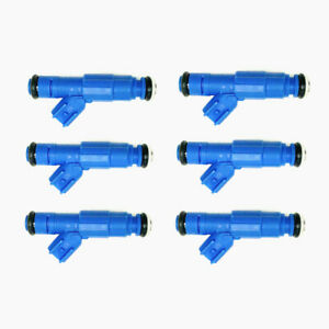 EV6 Fuel Injectors 26lb Fits 04 FORD F-150 F-150 HERITAGE 5.4L V8 UPGRADE 7-Hole