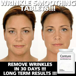 CONTURE-ANTI-AGING-PILLS-TABLETS-STOP-SAGGING-REMOVE-WRINKLES-CROWS-FEET