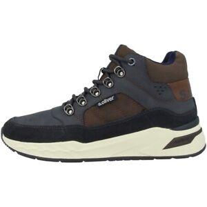promo code 12f10 f8fab Details zu s.Oliver 5-15220-23 Schuhe Men Herren Sneaker Halbschuhe navy  5-15220-23-891