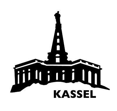 Herkules Kassel Aufkleber Autoaufkleber KFZ Sticker A 1485