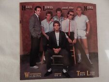 "Huey Lewis ""Walking On A Thin Line"" PICTURE SLEEVE!! BRAND NEW!"