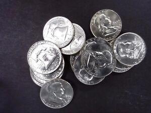 1958-D-GEM-BU-FRANKLIN-HALF-DOLLAR-SINGLE-COINS