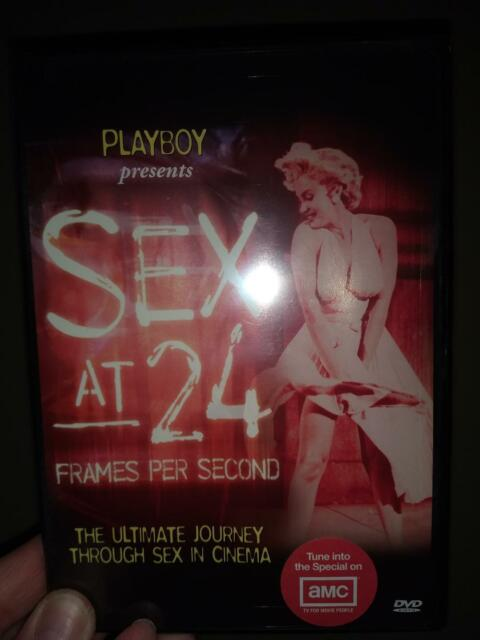 Sex in 24 frames a second