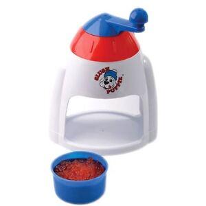 Licence Officielle style rétro gadoue Puppie Ice Shaver machine  </span>