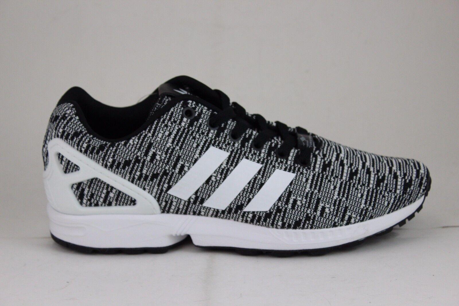 Adidas ZX Flux Black White White BB2166 Brand New in Box