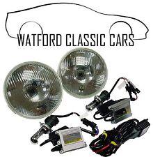 Classic Mini Super Bright HID Xenon headlamp set