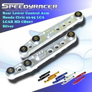 Lower Control Arm LCA Blue For 88-95 Honda Civic /& 90-01 Acura Integra