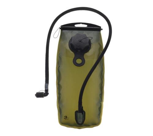 Source Tactical WXP 3 L Noir hydratation réservoir avec Storm Valve Noir