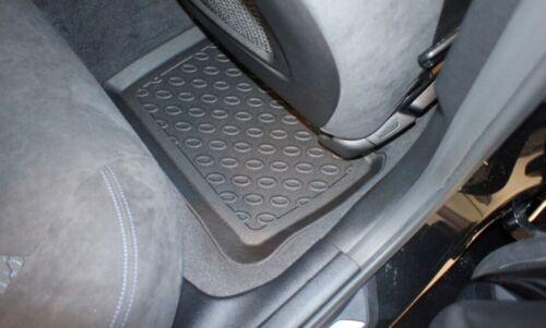 nicht X-Drive OPPL Fußraumschalen statt Gummimatte für BMW 3er Touring F31 2012