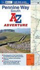 Penine Way (South) Adventure Atlas by Geographers' A-Z Map Company (Paperback, 2013)