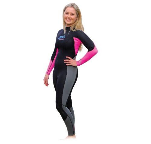 Adrenalin Enduro Ladies Classic Steamer Neoprene Wetsuit BRAND NEW