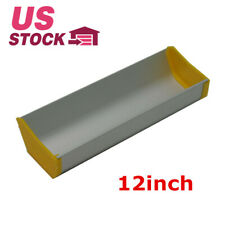 Aluminum 12 Emulsion Scoop Coater Tool For Silk Screen Printing Press Us Stock