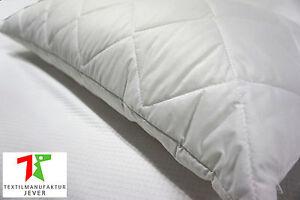 kopfkissen festes kissen 40x80 viscoschaum 40 80 sofakissen mikrofaser ebay. Black Bedroom Furniture Sets. Home Design Ideas