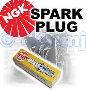 NGK Ersatz Zündkerze für Ducati 1078cc Multistrada 1100/ S 06>