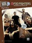 Foo Fighters: Ultimate Bass Play-Along Book/2-CD Pack by Foo Fighters, Alfred Publishing (Mixed media product, 2012)